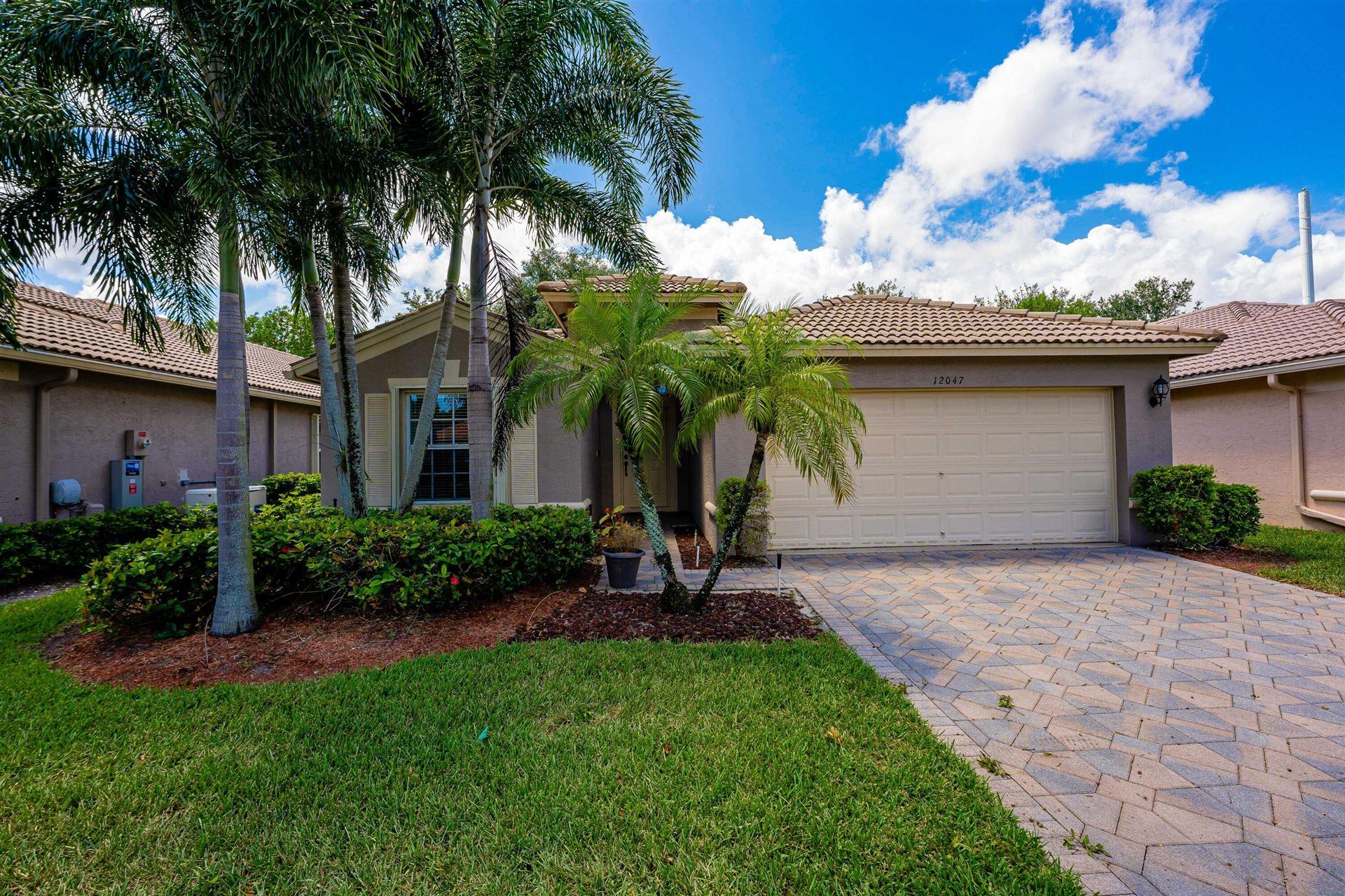 12047 Roma Road, Boynton Beach, FL 33437 - MLS#: RX-10742756
