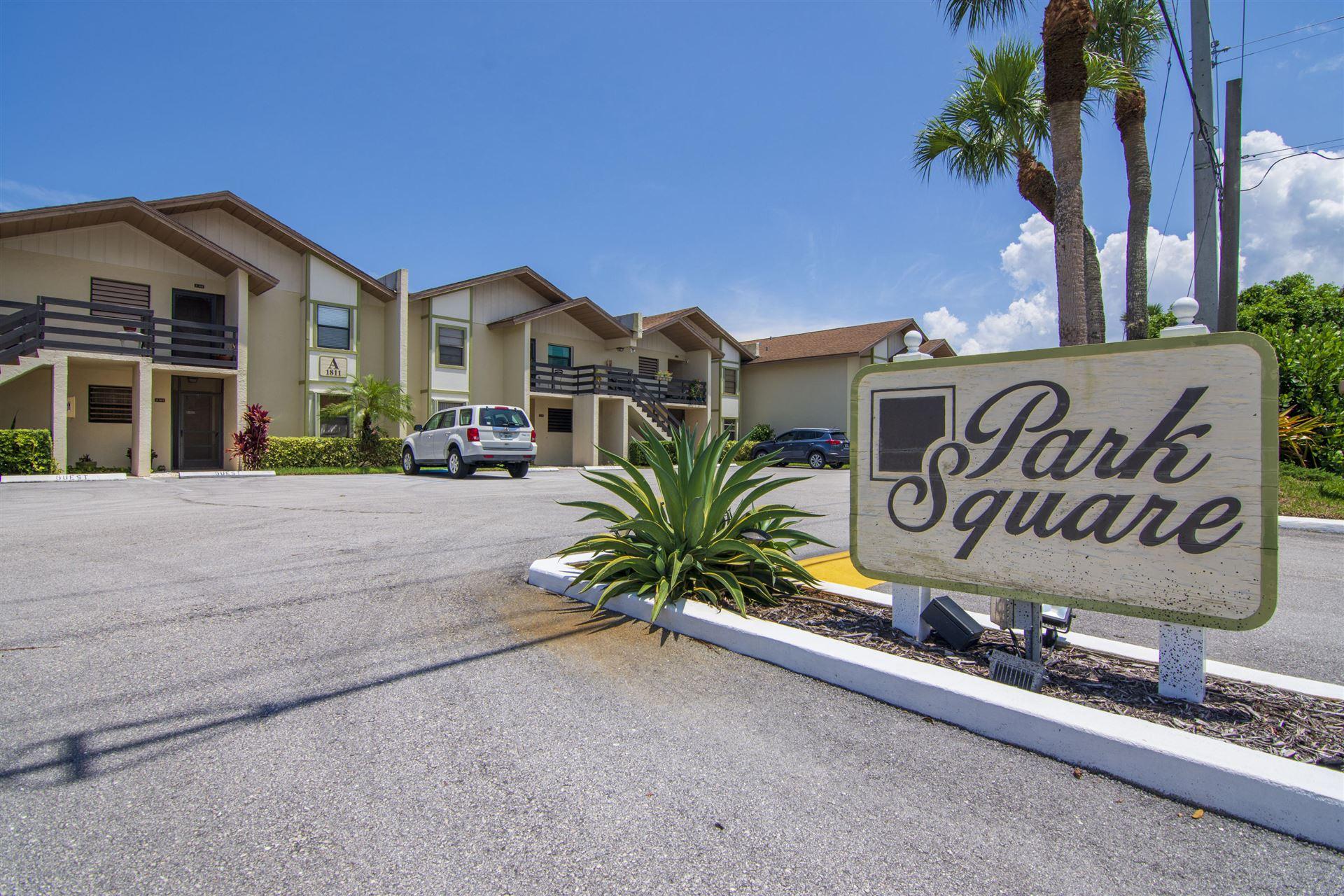 1811 SW Palm City Road #302, Stuart, FL 34994 - #: RX-10639757