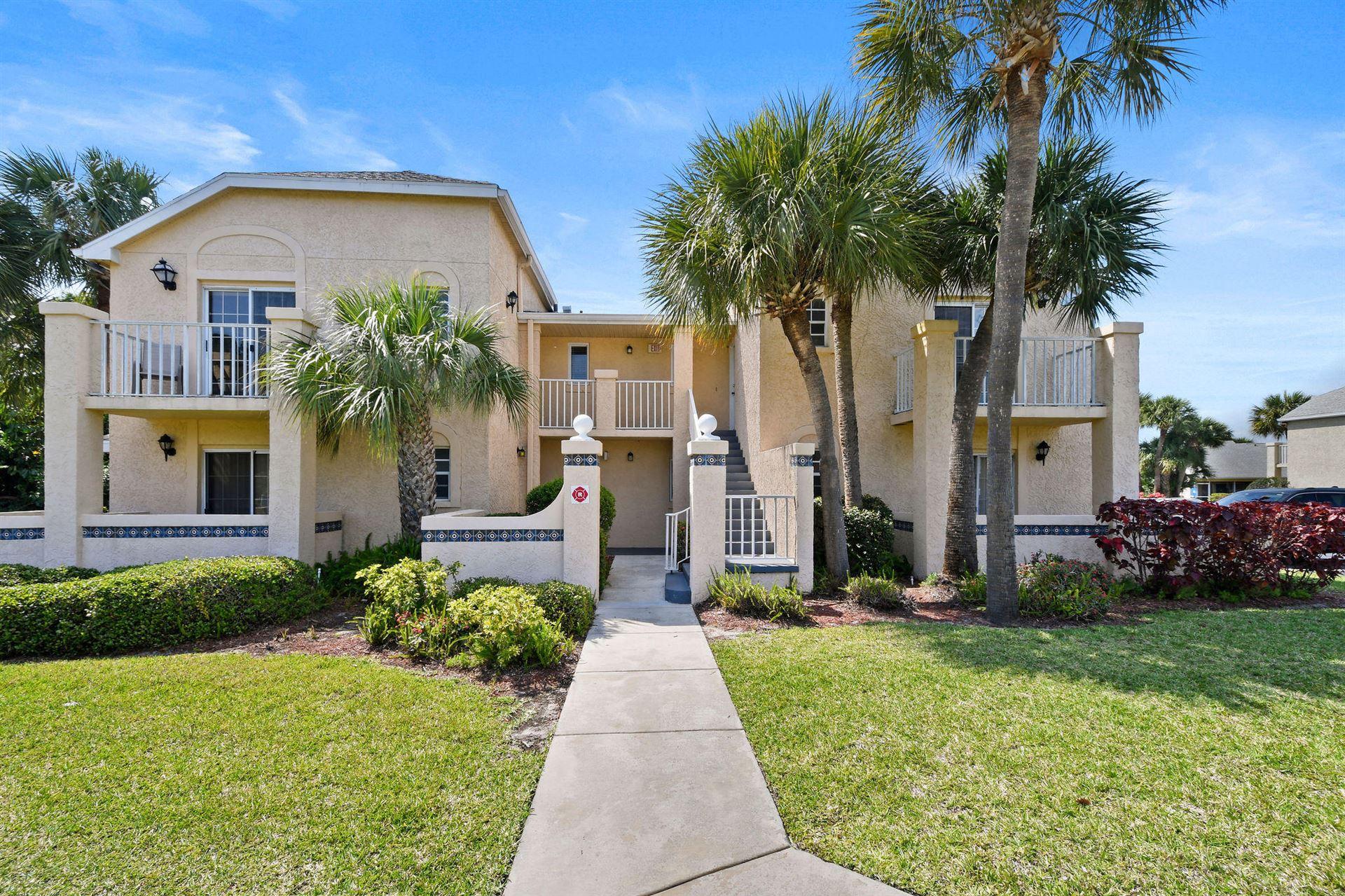 1672 SE Green Acres Circle #B203, Port Saint Lucie, FL 34952 - #: RX-10706757