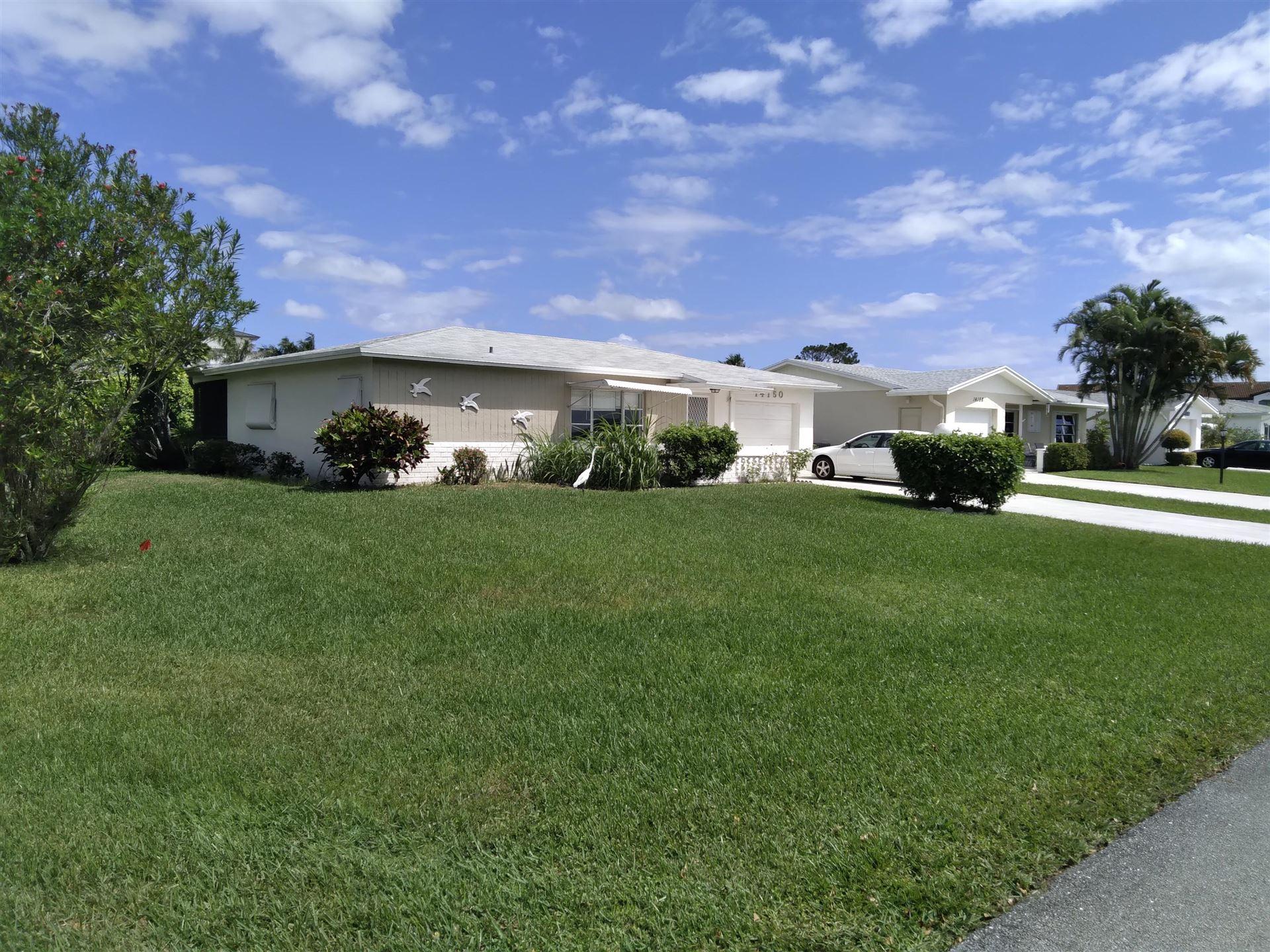 14150 Altocedro Drive, Delray Beach, FL 33484 - MLS#: RX-10707757