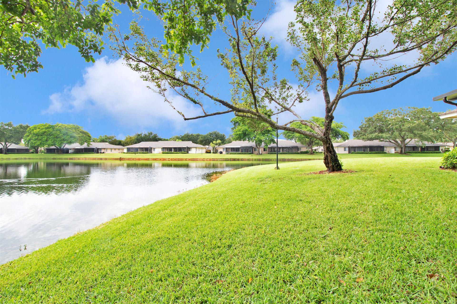 18548 Hidden Way #C, Boca Raton, FL 33496 - MLS#: RX-10738757