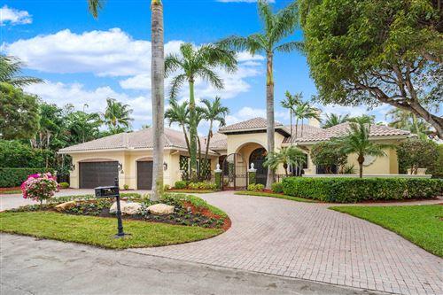 Photo of 2083 Thatch Palm Drive, Boca Raton, FL 33432 (MLS # RX-10591758)