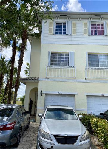 Photo of 3600 NW 13 Street #3600, Lauderhill, FL 33311 (MLS # RX-10708758)