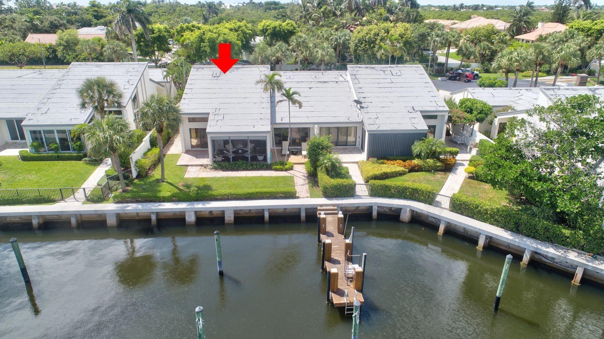 Photo of 6110 N Ocean Boulevard #33, Ocean Ridge, FL 33435 (MLS # RX-10654758)