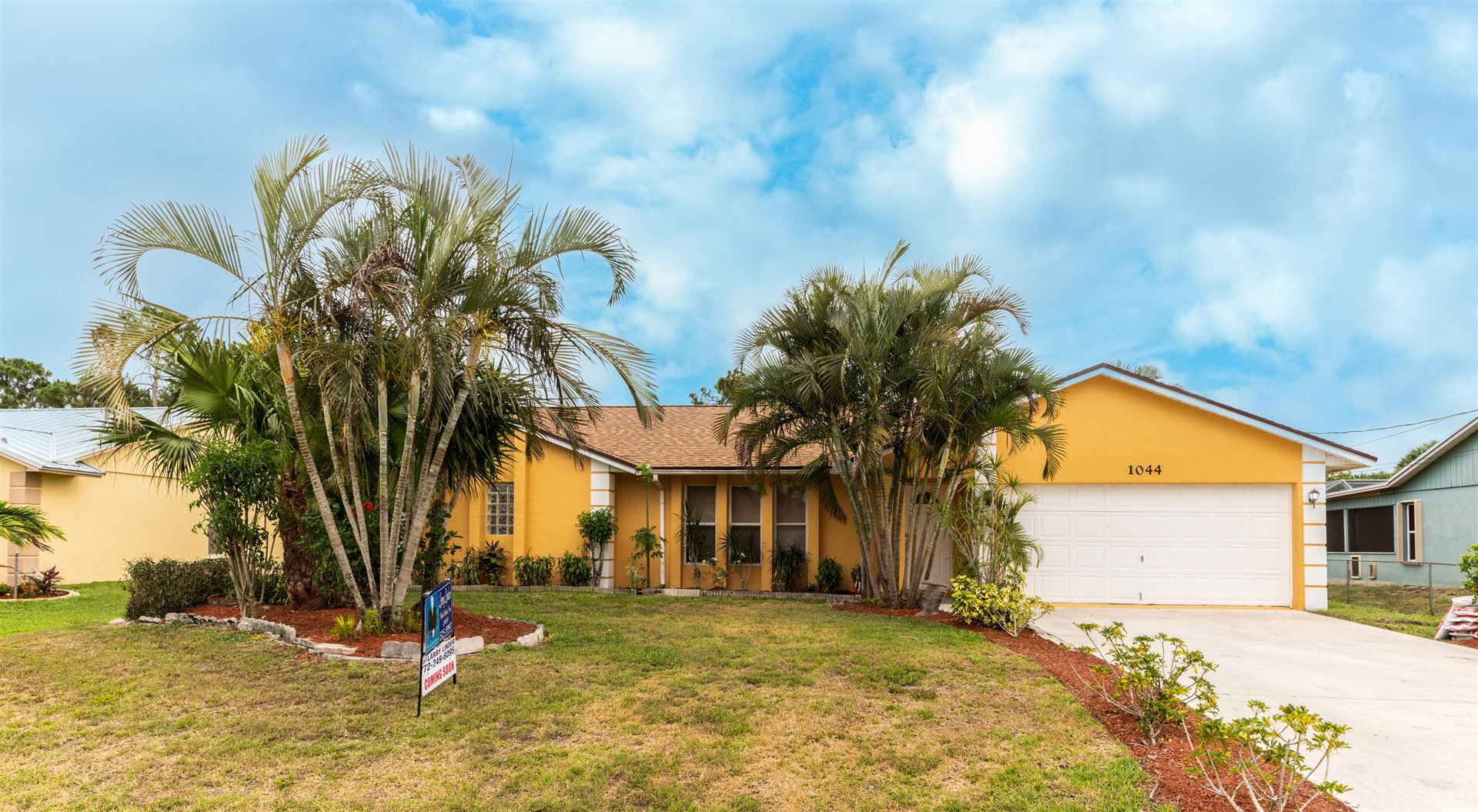 1044 SW Romaine Lane, Port Saint Lucie, FL 34953 - #: RX-10711758
