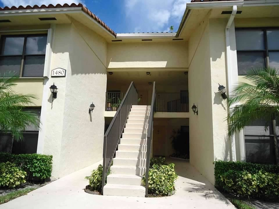 1480 Lake Crystal Drive #F, West Palm Beach, FL 33411 - MLS#: RX-10740758