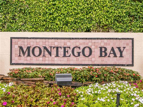 Photo of 6690 Montego Bay Boulevard #F, Boca Raton, FL 33433 (MLS # RX-10726759)