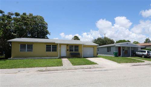Photo of 927 W 5th Street, Riviera Beach, FL 33404 (MLS # RX-10733759)