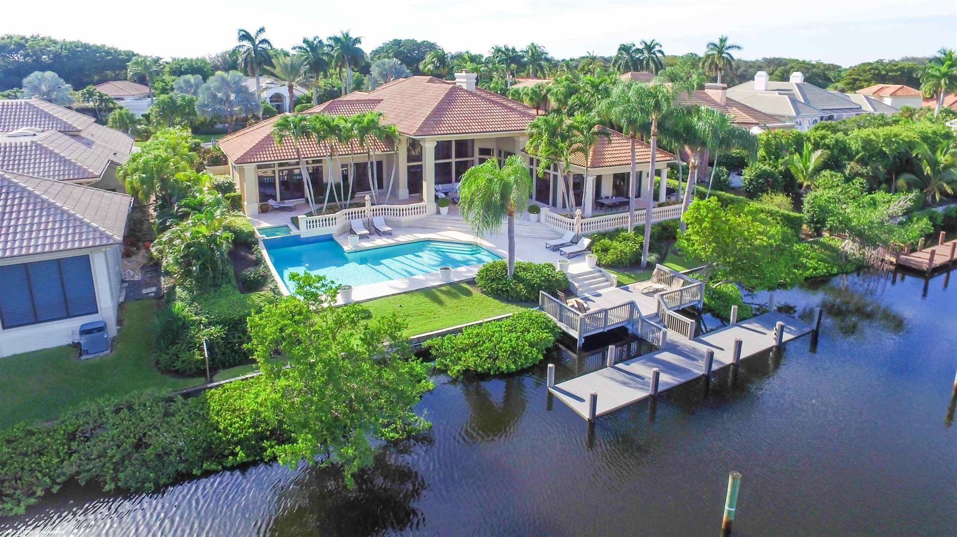 Photo of 13796 Le Bateau Lane, Palm Beach Gardens, FL 33410 (MLS # RX-10581759)