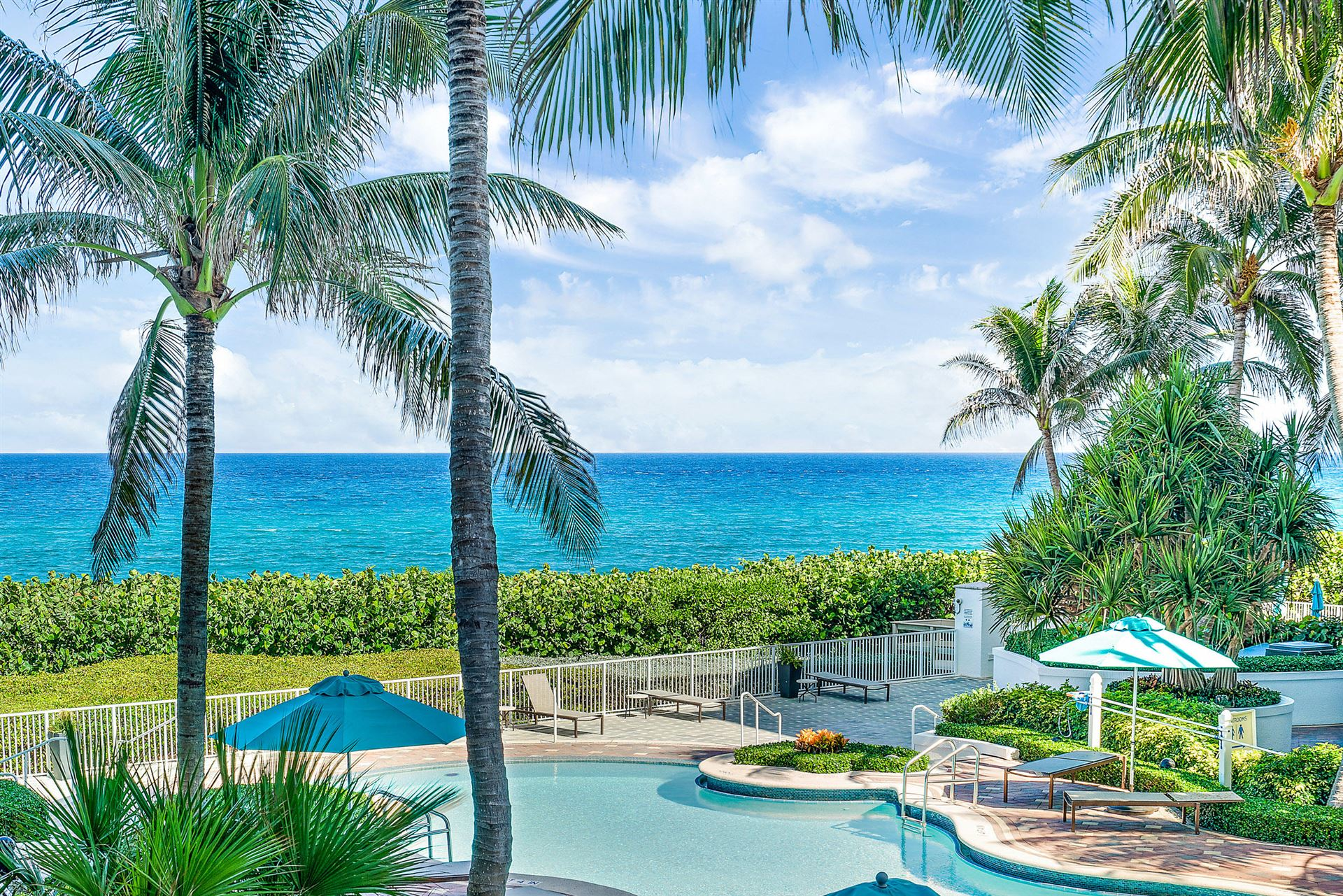 Photo of 4600 N Ocean Drive #302, Singer Island, FL 33404 (MLS # RX-10647759)