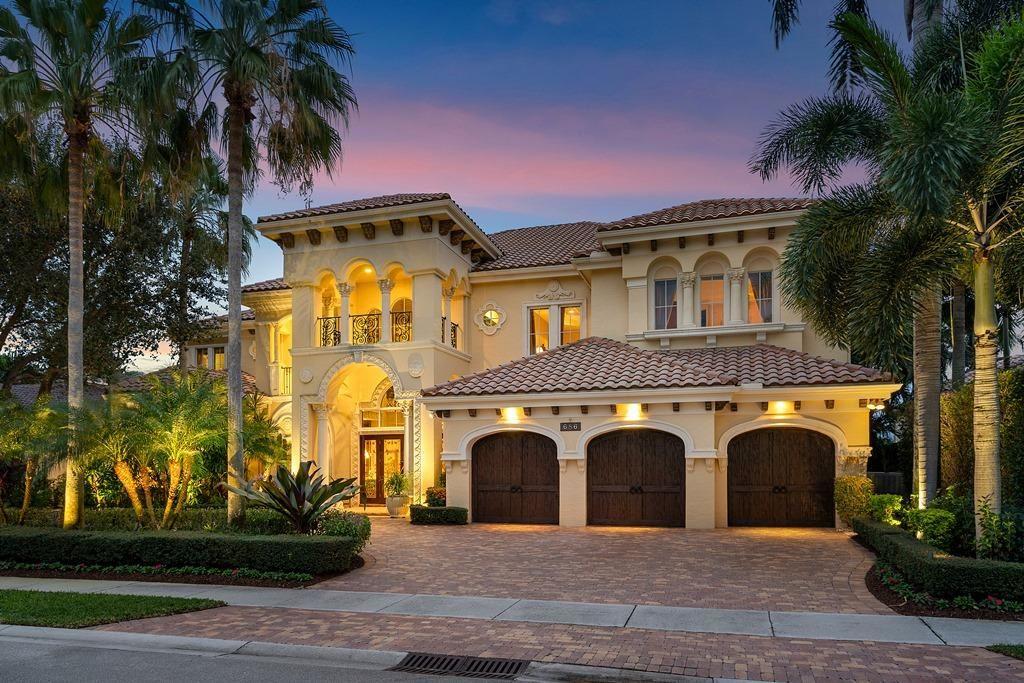 Photo of 686 Hermitage Circle, Palm Beach Gardens, FL 33410 (MLS # RX-10678759)