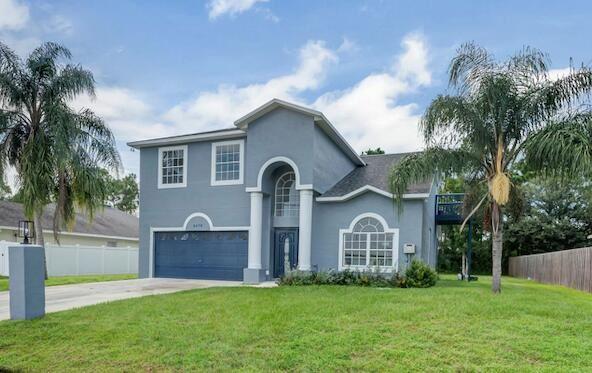 6456 NW Foxglove Street, Port Saint Lucie, FL 34986 - #: RX-10743759
