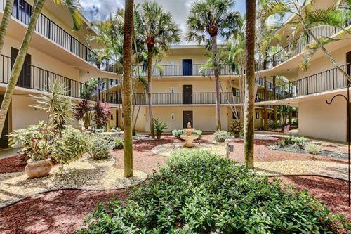 Photo of 5370 Las Verdes Circle #302, Delray Beach, FL 33484 (MLS # RX-10657760)