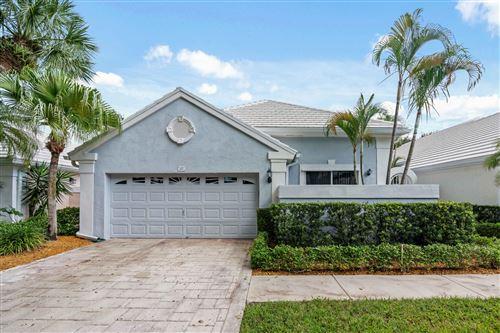 Foto de inmueble con direccion 27 Wyndham Lane Palm Beach Gardens FL 33418 con MLS RX-10663760