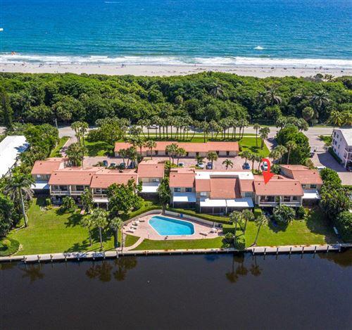 Photo of 6550 N Ocean Boulevard #3, Ocean Ridge, FL 33435 (MLS # RX-10677760)