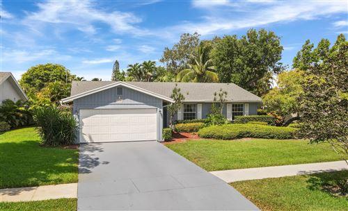 Photo of 4126 Birchwood Drive, Boca Raton, FL 33487 (MLS # RX-10715760)