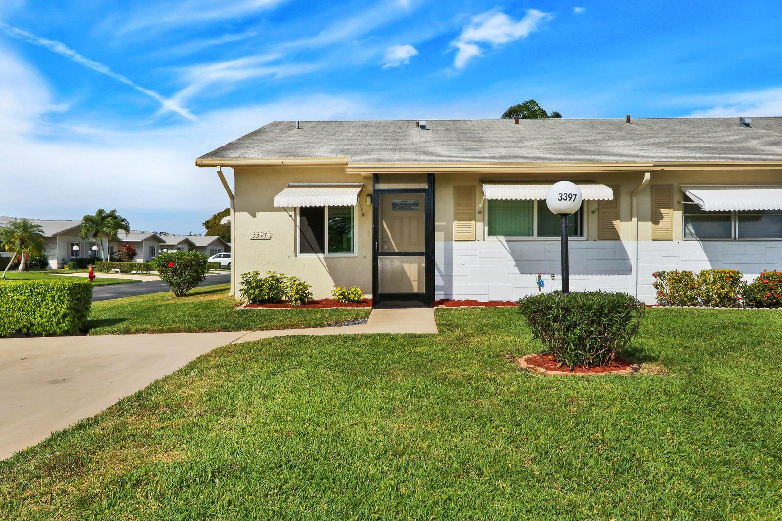3397 Theo Way, West Palm Beach, FL 33417 - #: RX-10608760