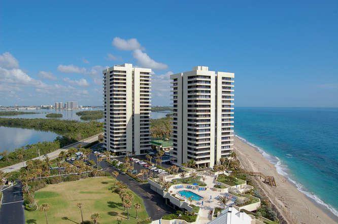 Photo of 5540 N Ocean Drive #11 D, Riviera Beach, FL 33404 (MLS # RX-10639760)