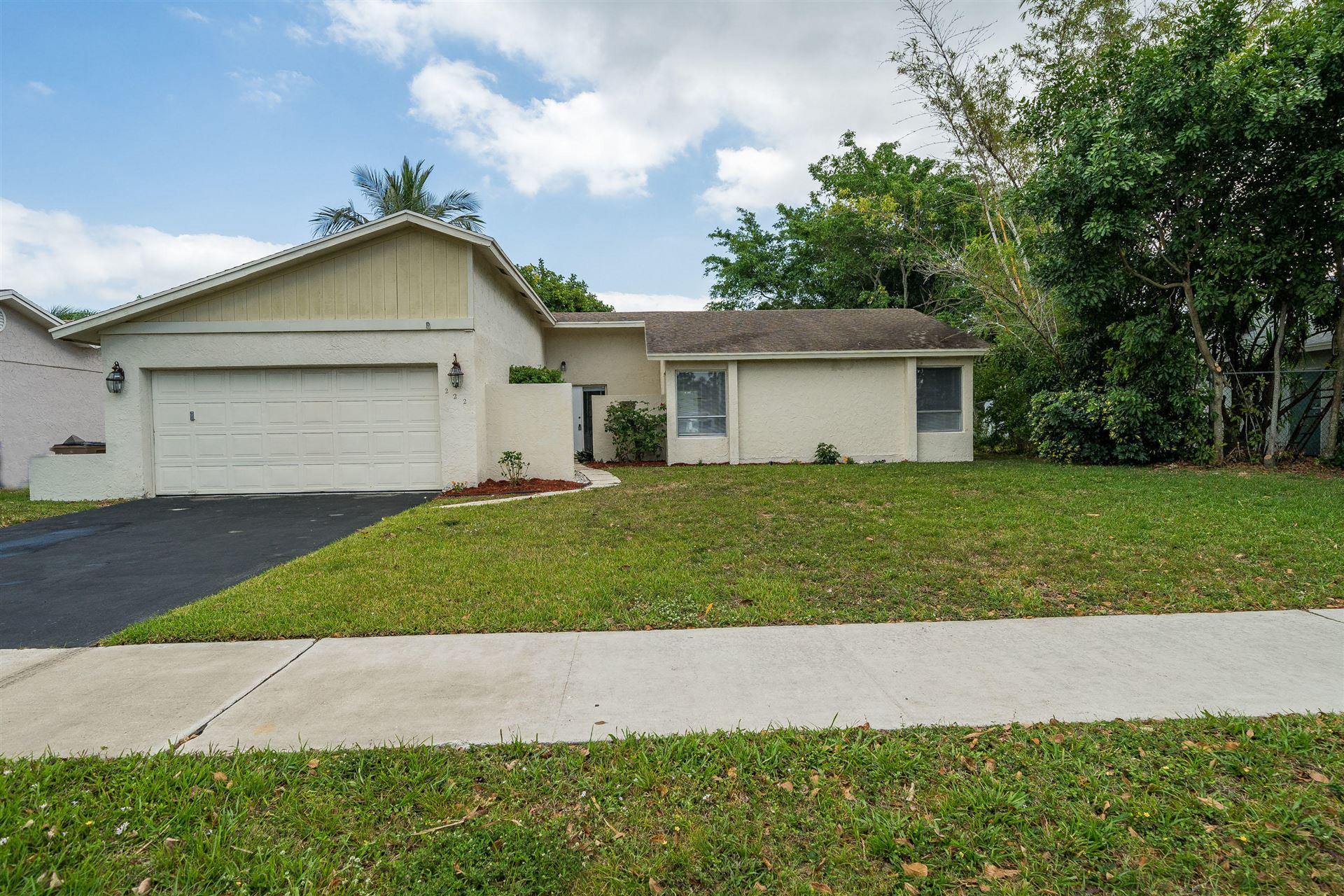 222 NW 41st Avenue, Deerfield Beach, FL 33442 - #: RX-10701760