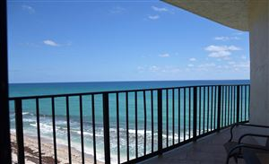 Photo of Listing MLS rx in 5420 N Ocean Drive #501 Singer Island FL 33404