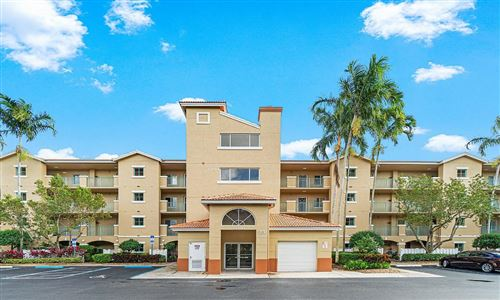 Photo of 12540 Majesty Circle #304, Boynton Beach, FL 33437 (MLS # RX-10587761)