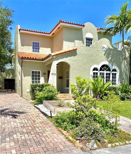 Photo of 609 Flamingo Drive, West Palm Beach, FL 33401 (MLS # RX-10705762)