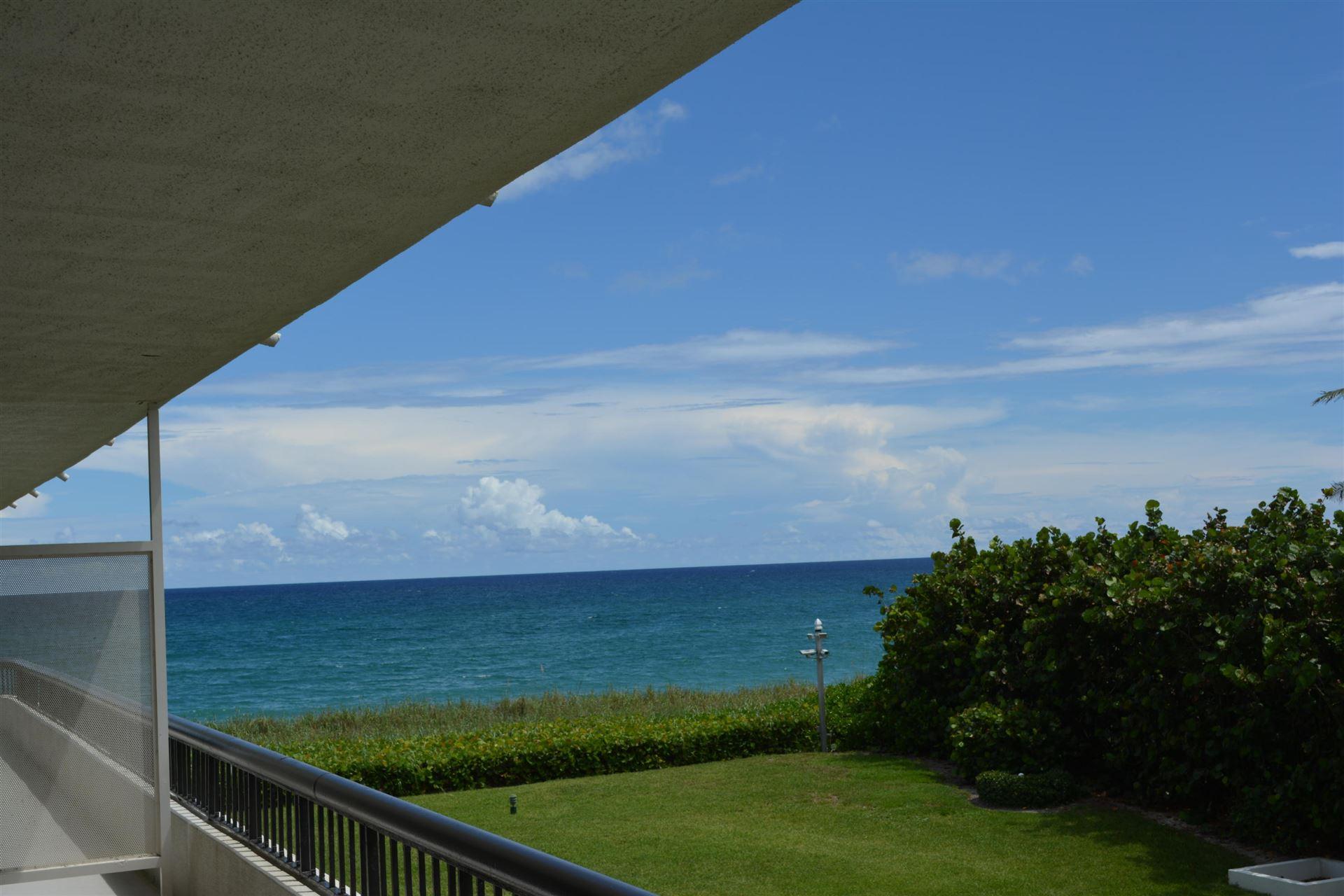 2660 S Ocean Boulevard #205s, Palm Beach, FL 33480 - #: RX-10659762