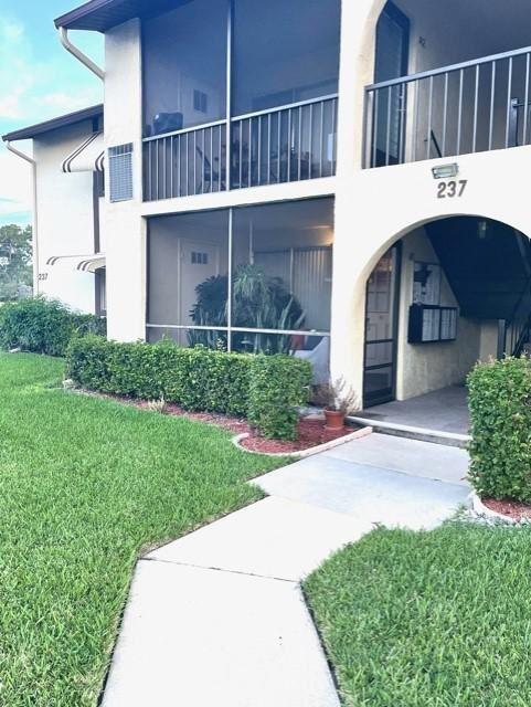 237 Pine Hov Circle #A-1, Greenacres, FL 33463 - MLS#: RX-10742762
