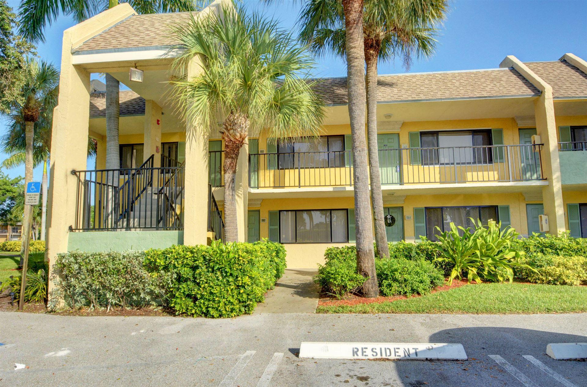 1501 Meadows Circle W #1501, Boynton Beach, FL 33436 - MLS#: RX-10743762