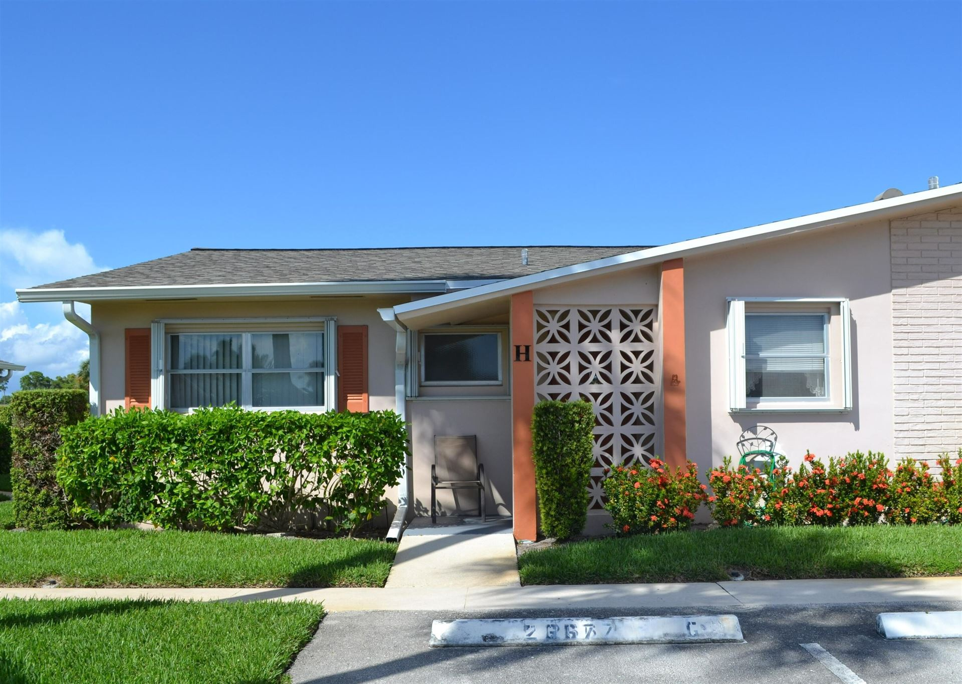 2655 Dudley Drive E #H, West Palm Beach, FL 33415 - #: RX-10751762