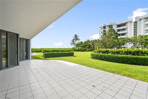 Photo of 3100 S Ocean Boulevard #105s, Palm Beach, FL 33480 (MLS # RX-10636763)