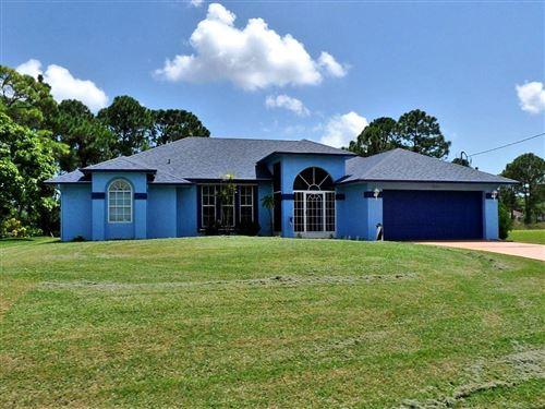 Photo of 3119 SW Ann Arbor Road, Port Saint Lucie, FL 34953 (MLS # RX-10664763)