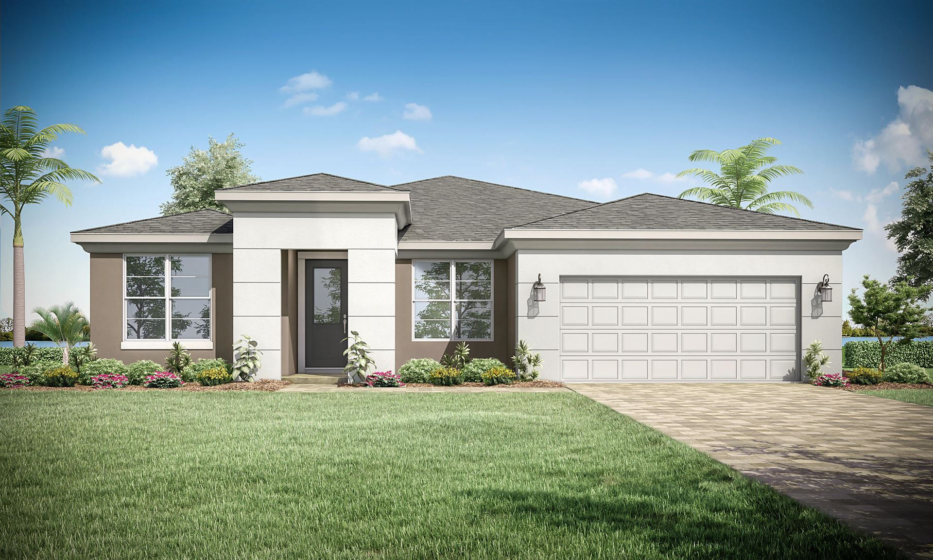 10800 SW Carina Lane #Lot 165, Port Saint Lucie, FL 34987 - #: RX-10684763