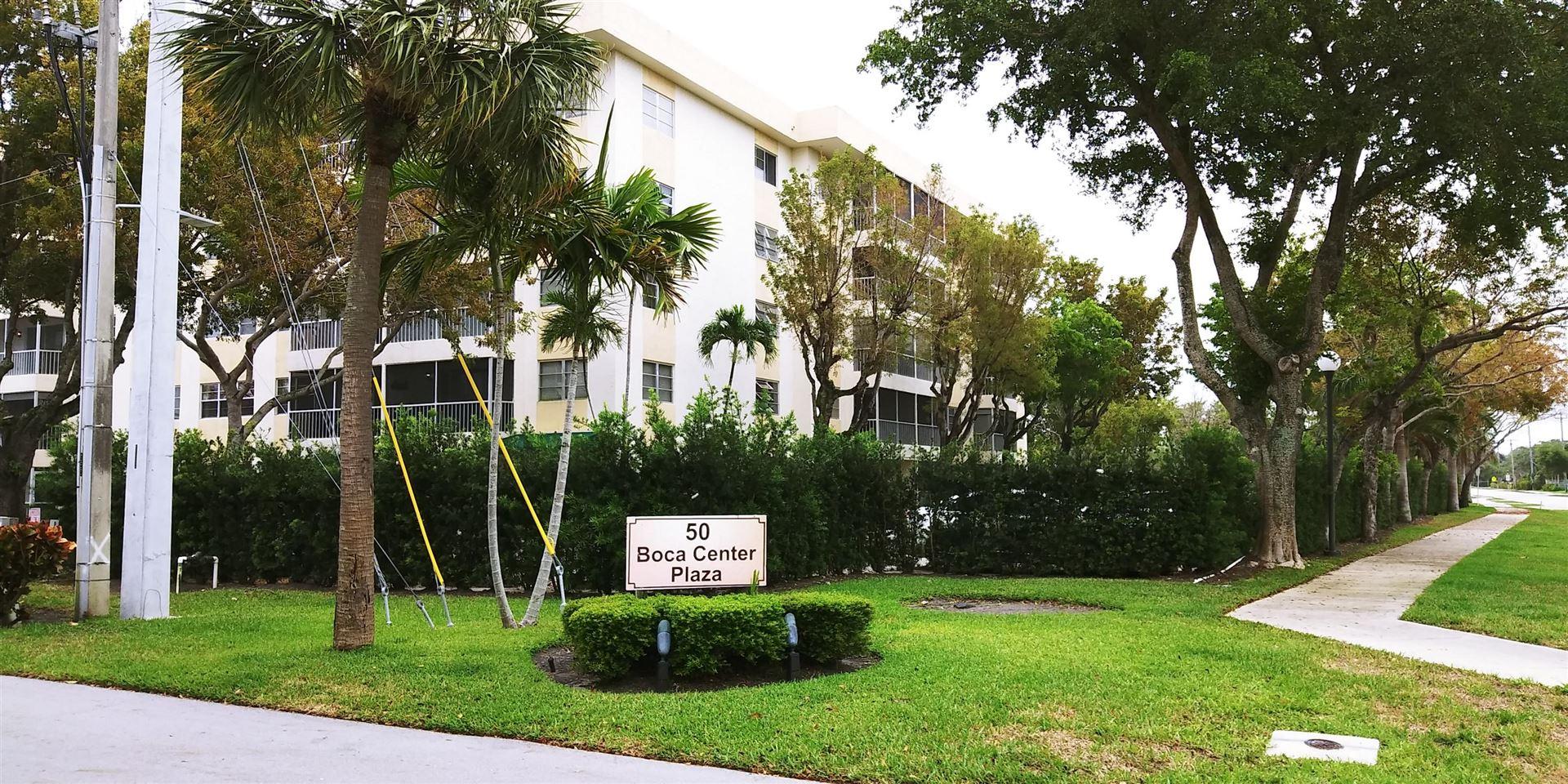 50 SW 3rd Avenue #501, Boca Raton, FL 33432 - MLS#: RX-10709763