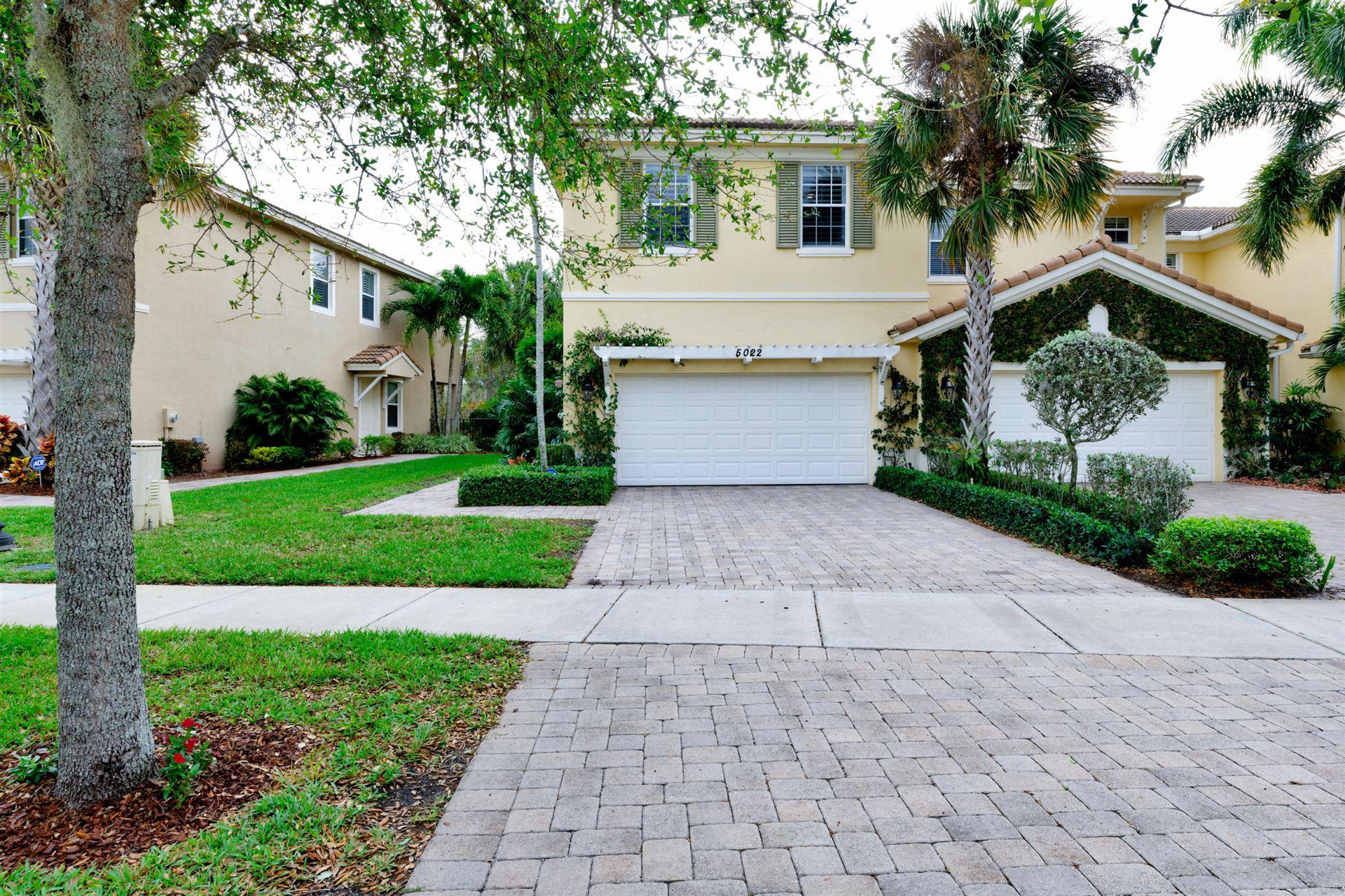 5022 Dulce Court, Palm Beach Gardens, FL 33418 - #: RX-10604764