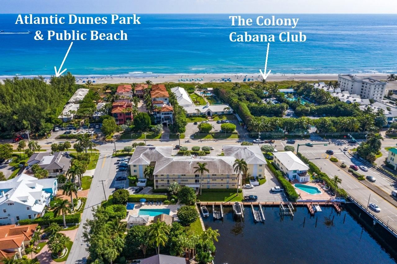 1700 S Ocean Boulevard #22, Delray Beach, FL 33483 - #: RX-10671764