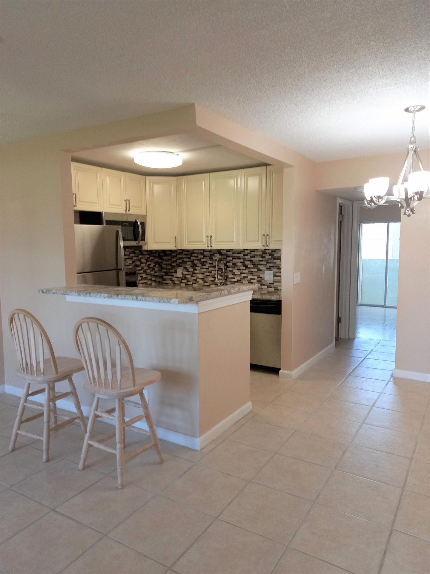 126 Somerset G, West Palm Beach, FL 33417 - MLS#: RX-10718764