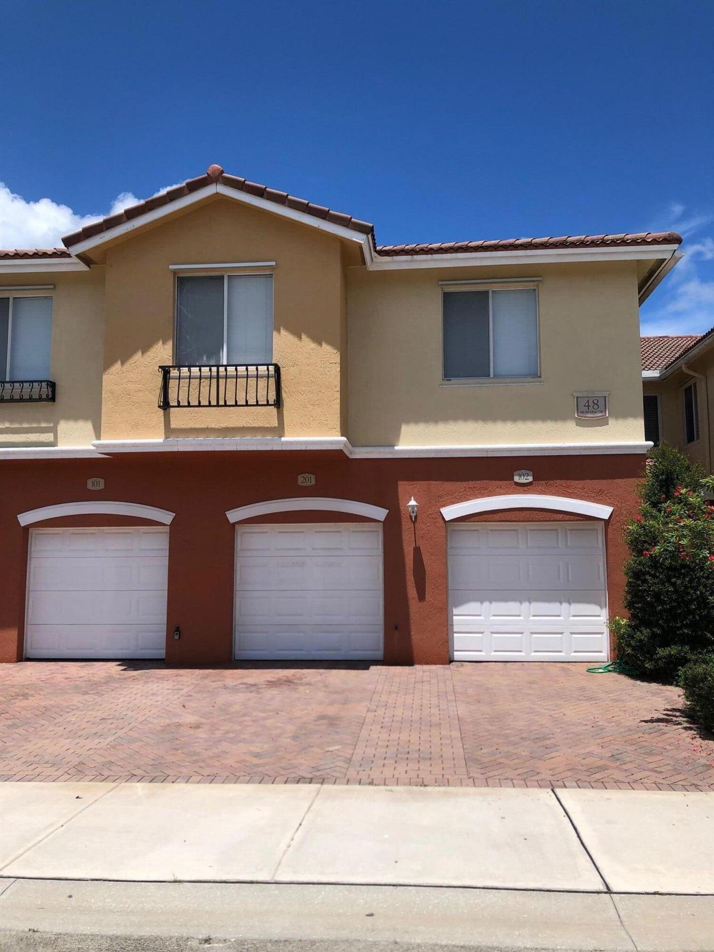 48 SE Sedona Circle #201, Stuart, FL 34994 - #: RX-10737764