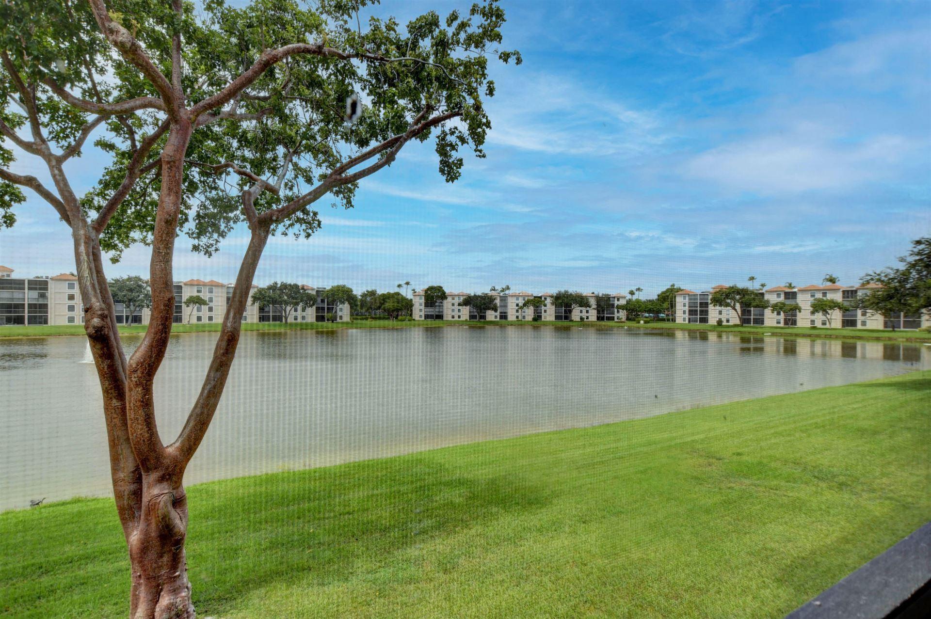 6193 Pointe Regal Circle #206, Delray Beach, FL 33484 - MLS#: RX-10740764