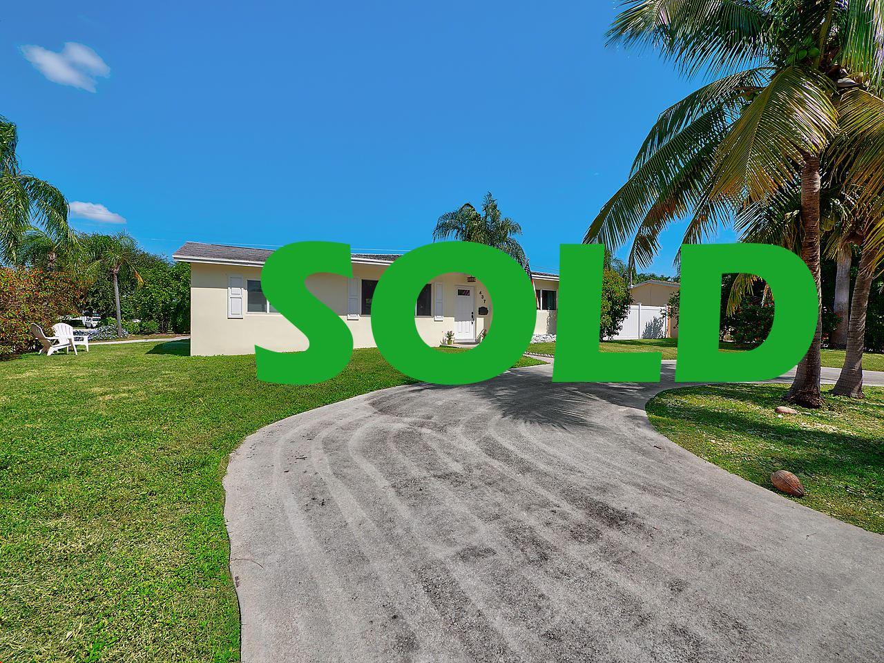 437 Driftwood Road, North Palm Beach, FL 33408 - #: RX-10564765