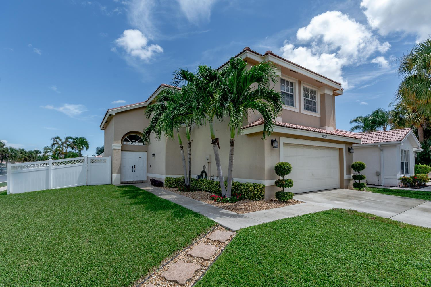 3637 Stratton Lane, Boynton Beach, FL 33436 - #: RX-10644765
