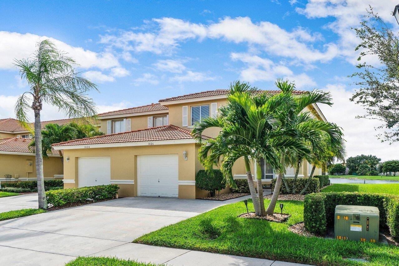 1026 Arezzo Circle, Boynton Beach, FL 33436 - MLS#: RX-10745765