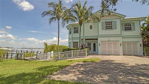 Photo of 556 SW Saint Lucie Crescent, Stuart, FL 34994 (MLS # RX-10548766)