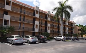Photo of 6026 Coral Lake Drive #302, Margate, FL 33063 (MLS # RX-10559766)