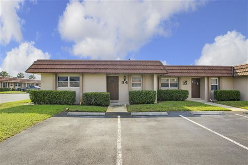 Foto de inmueble con direccion 5725 Fernley Drive #34 West Palm Beach FL 33415 con MLS RX-10633766