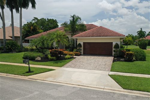 Photo of 17688 Charnwood Drive, Boca Raton, FL 33498 (MLS # RX-10637766)
