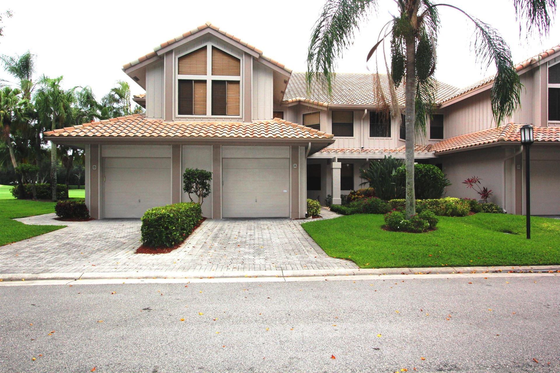 16856 Isle Of Palms Drive #A, Delray Beach, FL 33484 - #: RX-10485766