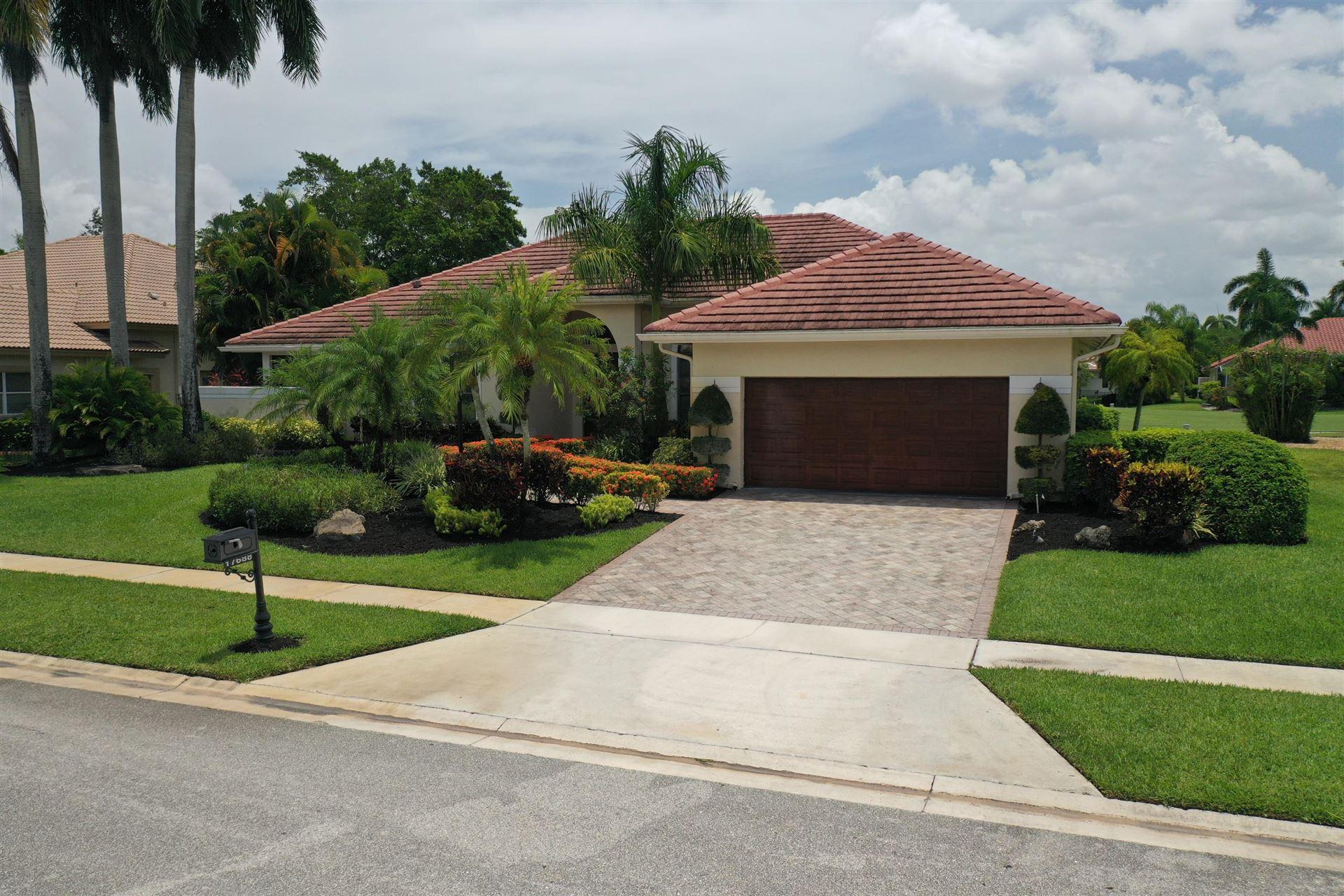 17688 Charnwood Drive, Boca Raton, FL 33498 - #: RX-10637766