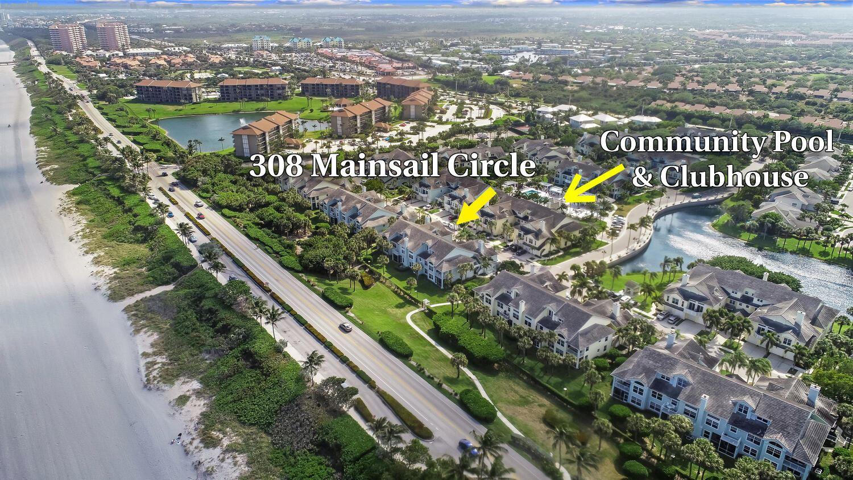 Photo of 308 Mainsail Circle #308, Jupiter, FL 33477 (MLS # RX-10701766)
