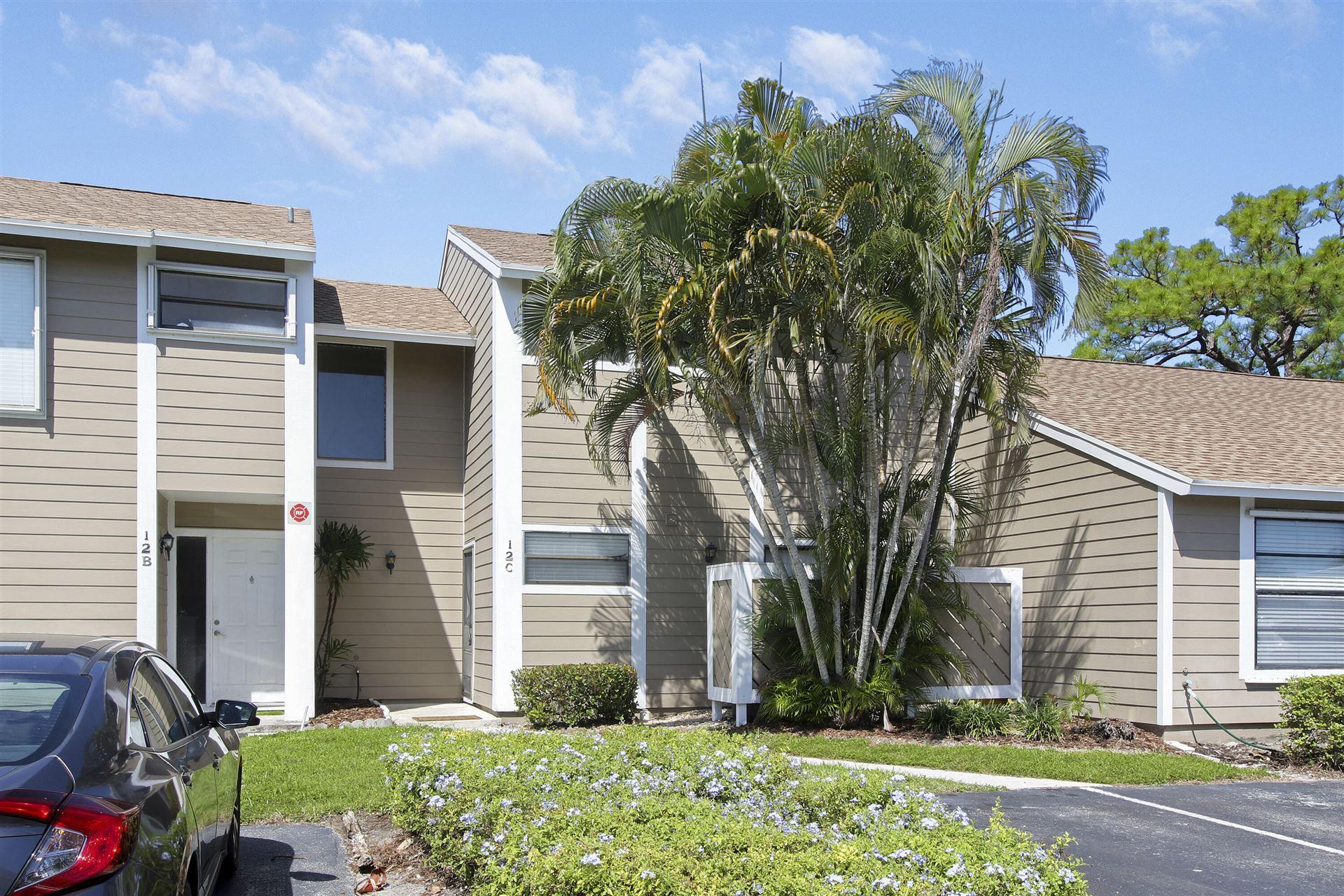 Photo for 201 Lakewood Drive #12c, Jupiter, FL 33458 (MLS # RX-10751766)